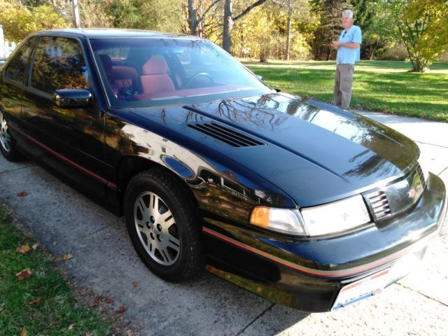 1993 Chevrolet Lumina Z34 Lq1 W Automatic 42 000 Miles Excellent Condition Chevrolet Lumina Chevrolet Car Model
