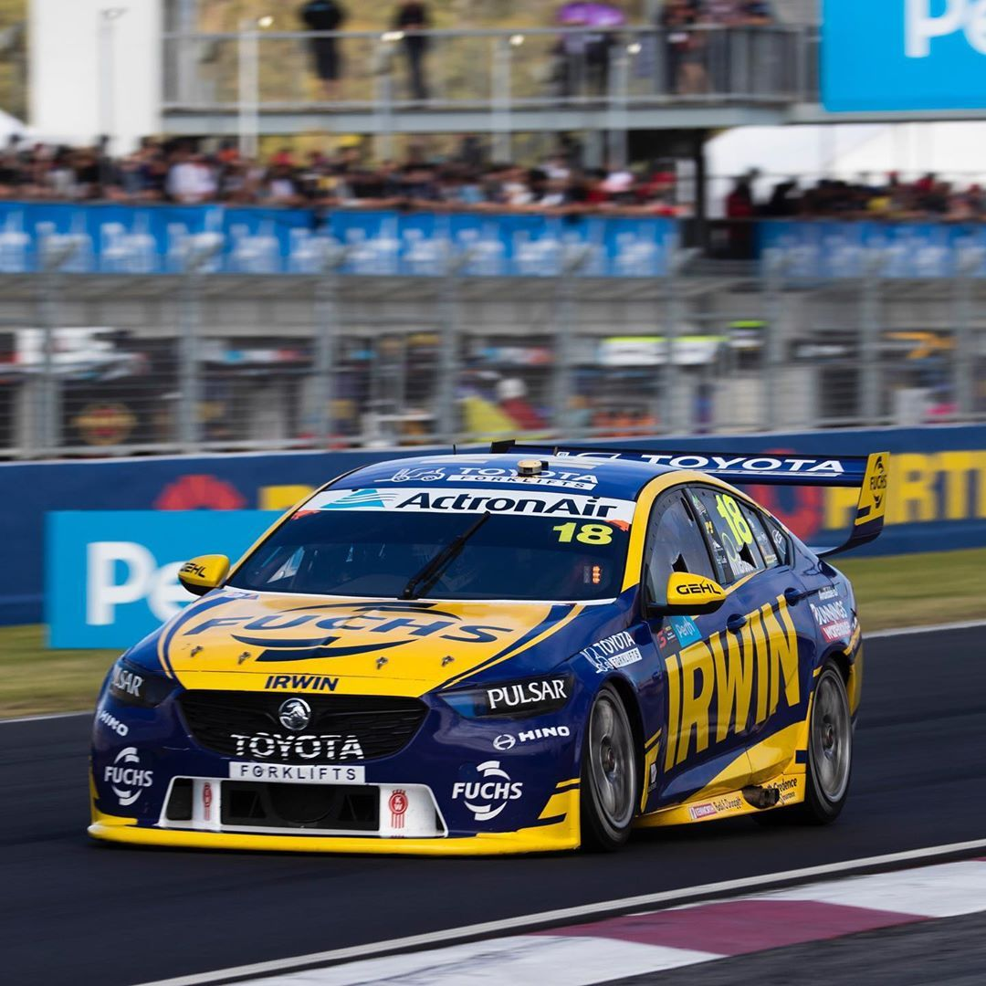 Mark Winterbottom On Instagram It S Race Week Been A Big Break But Excited To Be Back With The Irwin V8 Supercars Australia Australian V8 Supercars Racing