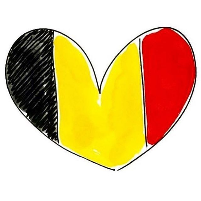 #Love #Brussels is in our #Hearts