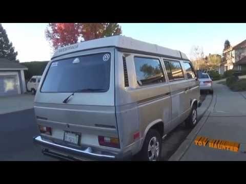 ROAD TRIP!!! Buying a 1987 VW Westfalia!