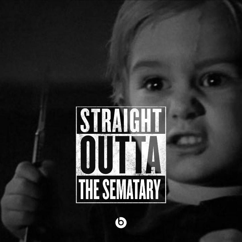 Classic Horror Movie Quotes: Pet Cemetery. Children Are Always Scariest For Some Reason