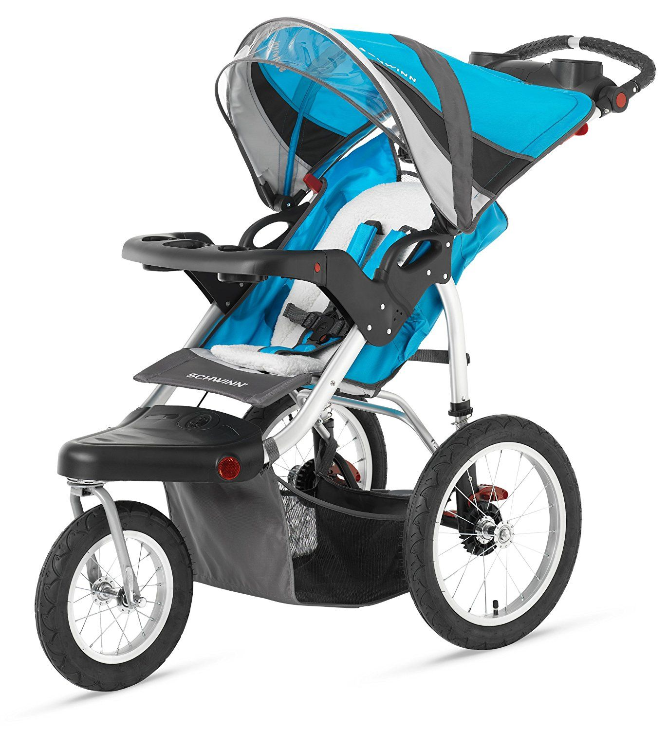 This is one of my favorite economic jogging stroller. It
