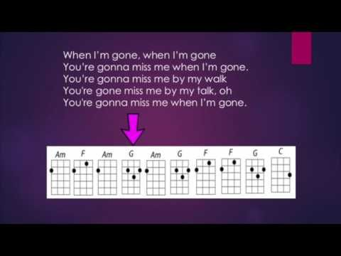 Cups Anna Kendrick Ukulele Play Along With Chord Guide Youtube Ukulele Ukulele Lesson Ukelele Songs