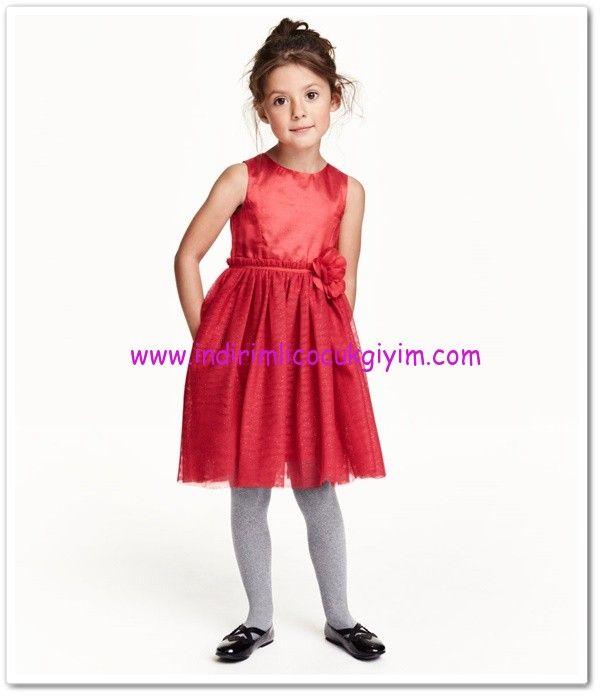 H M 1 10 Yas Kiz Cocuk Giyim Modelleri Cicekli Kiz Elbiseleri The Dress Giyim