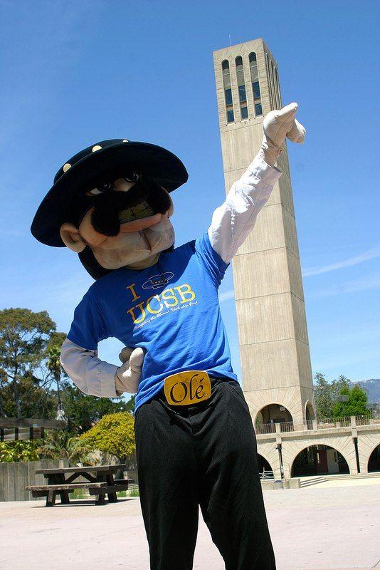 Gauchos Gallop Back To Ucsb Campus For All Gaucho Reunion Sba Ucsb Uc Santa Barbara Gaucho