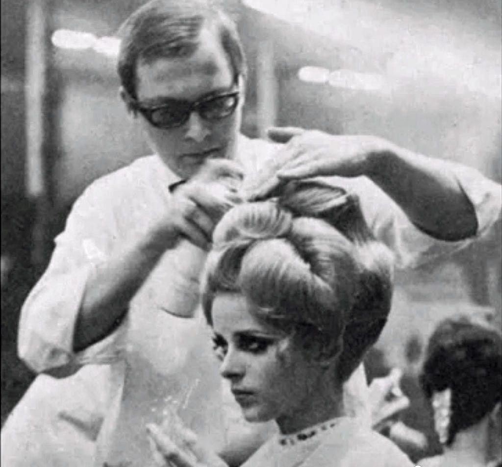 modern beauty shop decembre 1966