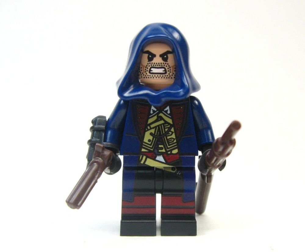 Lego Custom Lego Assassin S Creed Arno