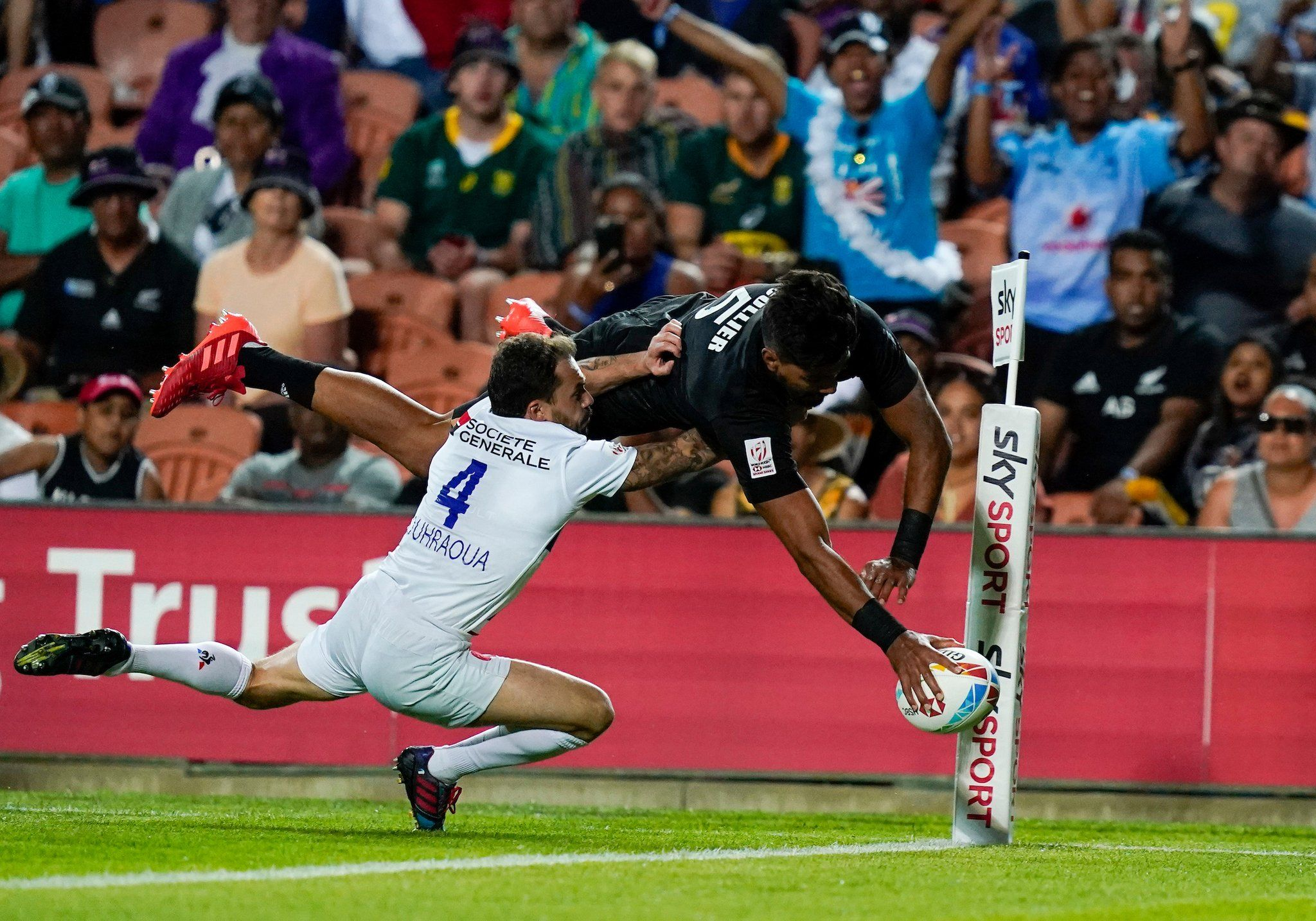 World Rugby Sevens Series NZ en 2020