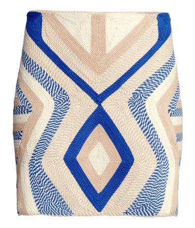 Skirt Product Detail | H&M FI