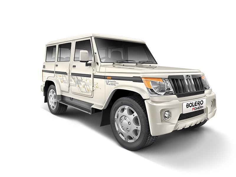 New Mahindra Bolero Power Launched In India At Rs 6 59 Lakhs 4x4 Trucks Mahindra 4x4 Bolero