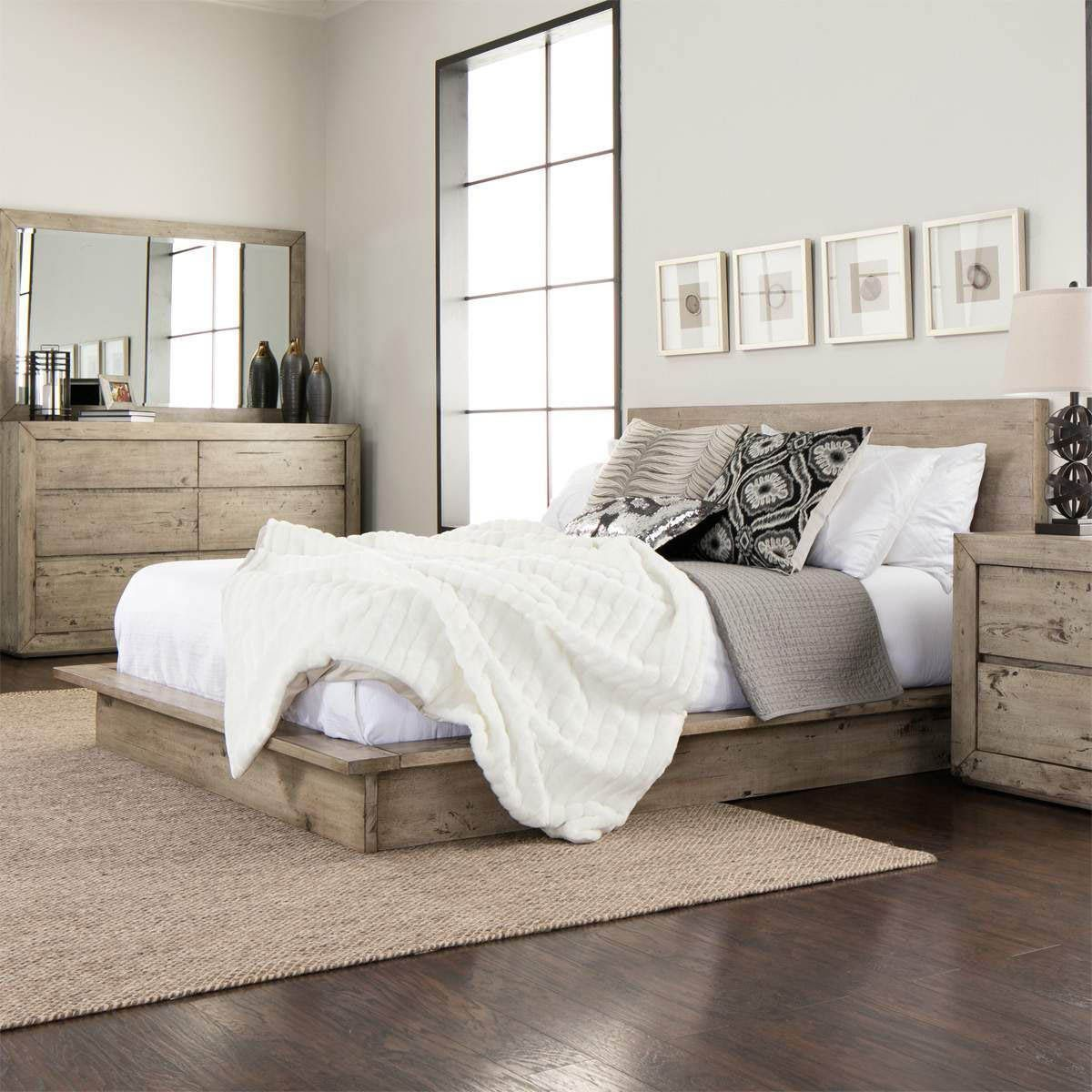 Cozy Houzz Modern Bedroom Sets For Your Home