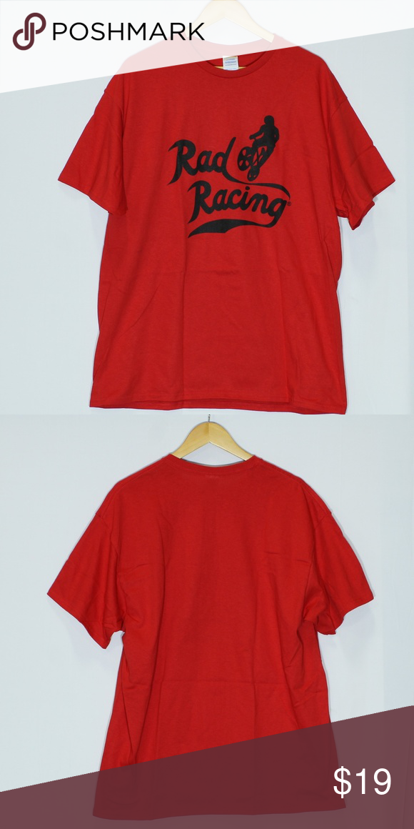 Rad Racing Retro Vintage Looking Bmx Bike T Shirt Bike Tshirt Shirts Retro Vintage