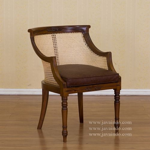Brown Rattan Chair, Antique Chairs combination of Rattan and Mahogany Wood  with French Style Furniture. - Brown Wicker Chair - Bing Images Inspiration For Client Offices