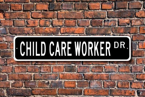 Photo of Child Care Worker Child Care Worker Gift Child Care Worker | Etsy