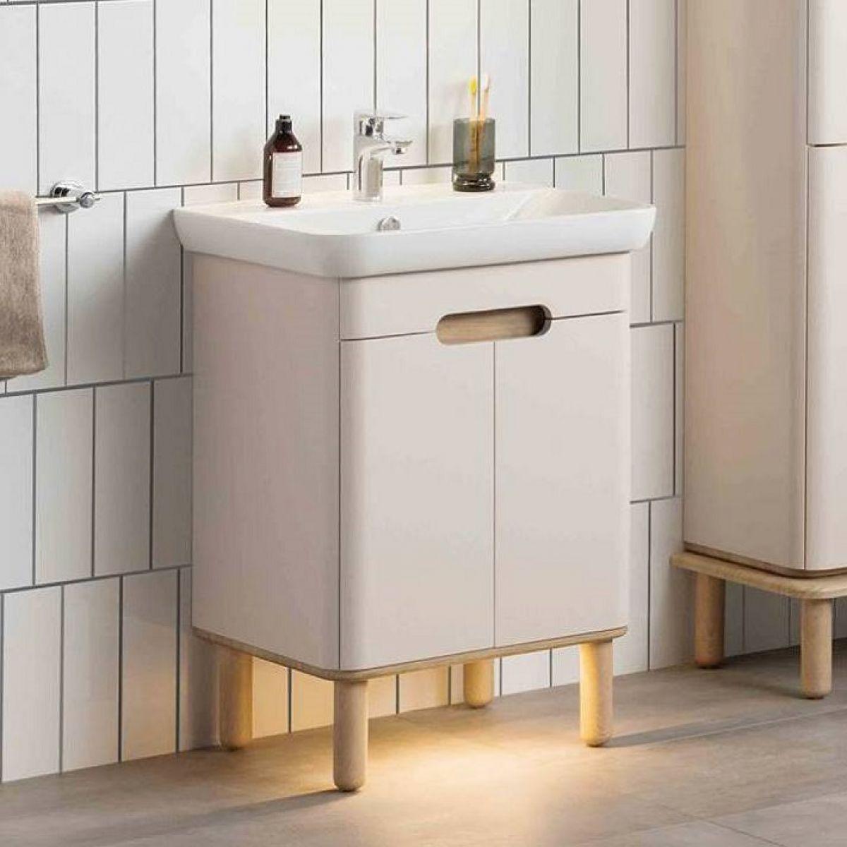 Vitra Sento 2 Door Vanity Unit Vitra Bathrooms Vanity Units Victorian Bathroom Sinks