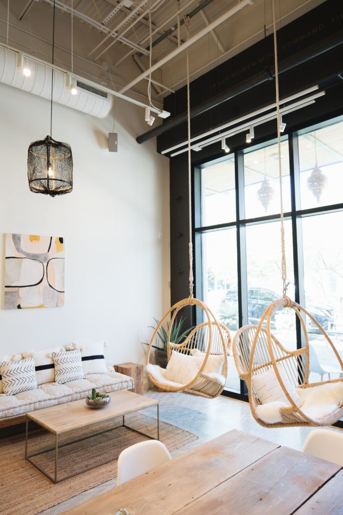 Office Envy Inside Raven + Lily's Women Focused Coworking + Retail Space