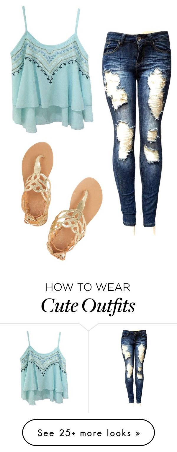 Quot Cute Spring Outfit Quot By Natalies527 On Polyvore Featuring