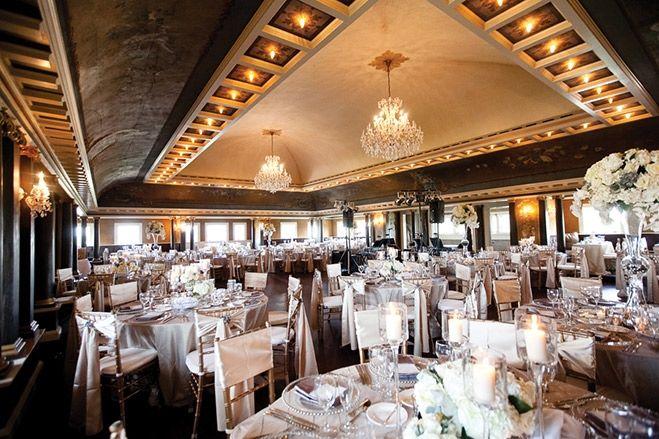 Minnesota Wedding Ceremony Locations: Classic Semple Mansion Minneapolis Wedding