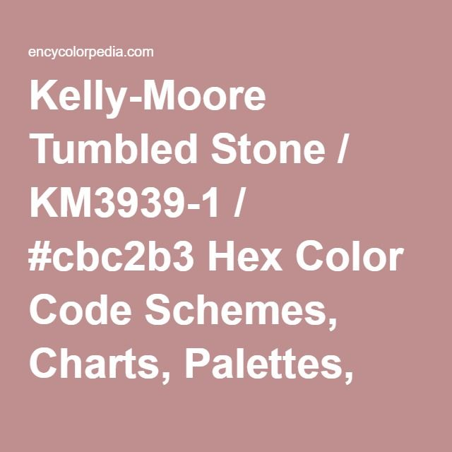kelly moore tumbled stone km3939 1 cbc2b3 hex color on kelly moore paint colors chart id=16884