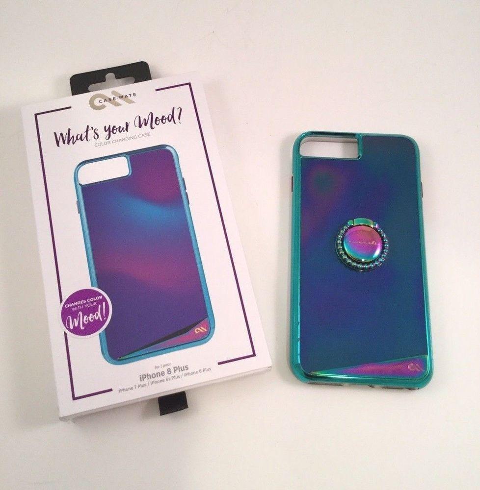 timeless design 94cc4 b0235 Case Mate MOOD CHANGING COLOR CASE Apple iPhone 8 Plus Phone 7 Plus ...