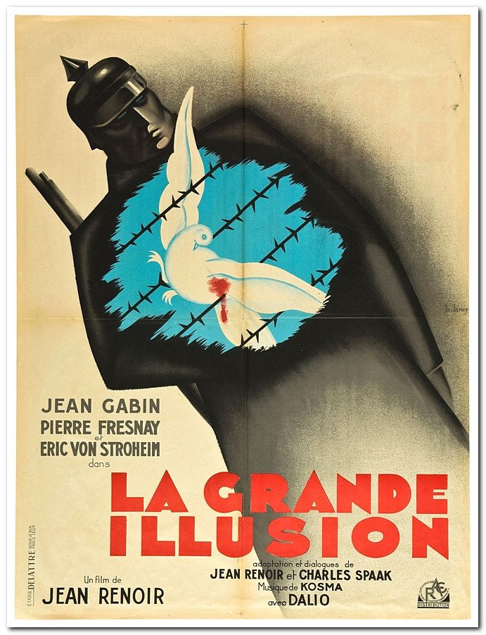 La Grande Illusion, c.1946