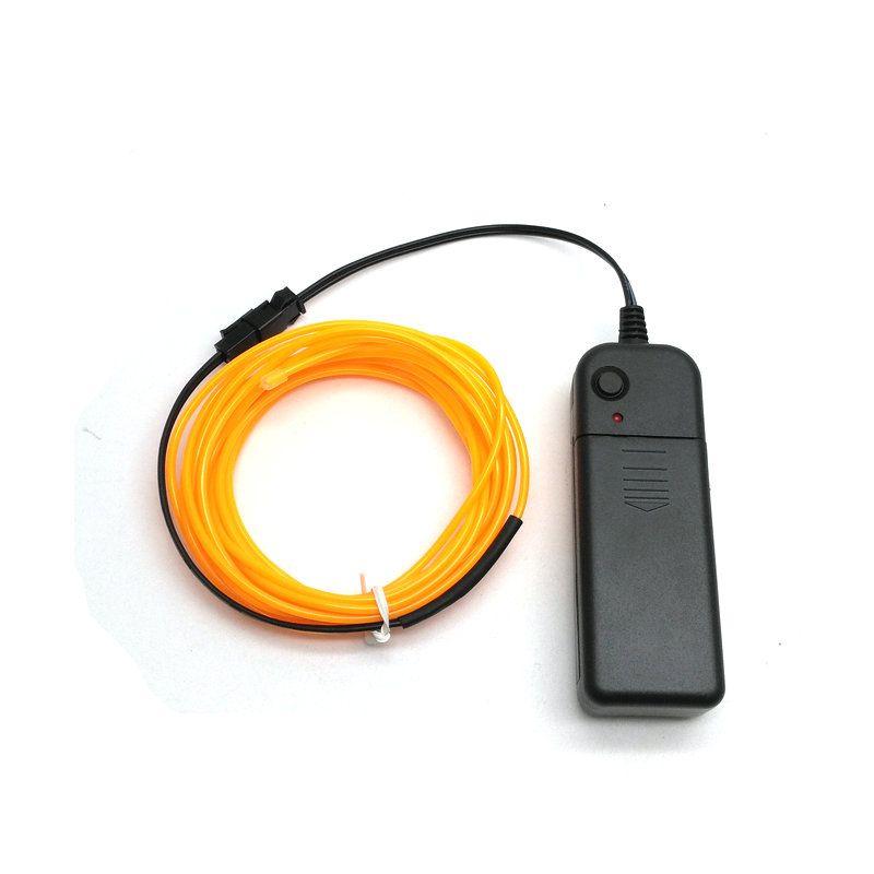 1m/2m/3m/5m Neon Light Dance Party Decor Light Neon LED lamp ...