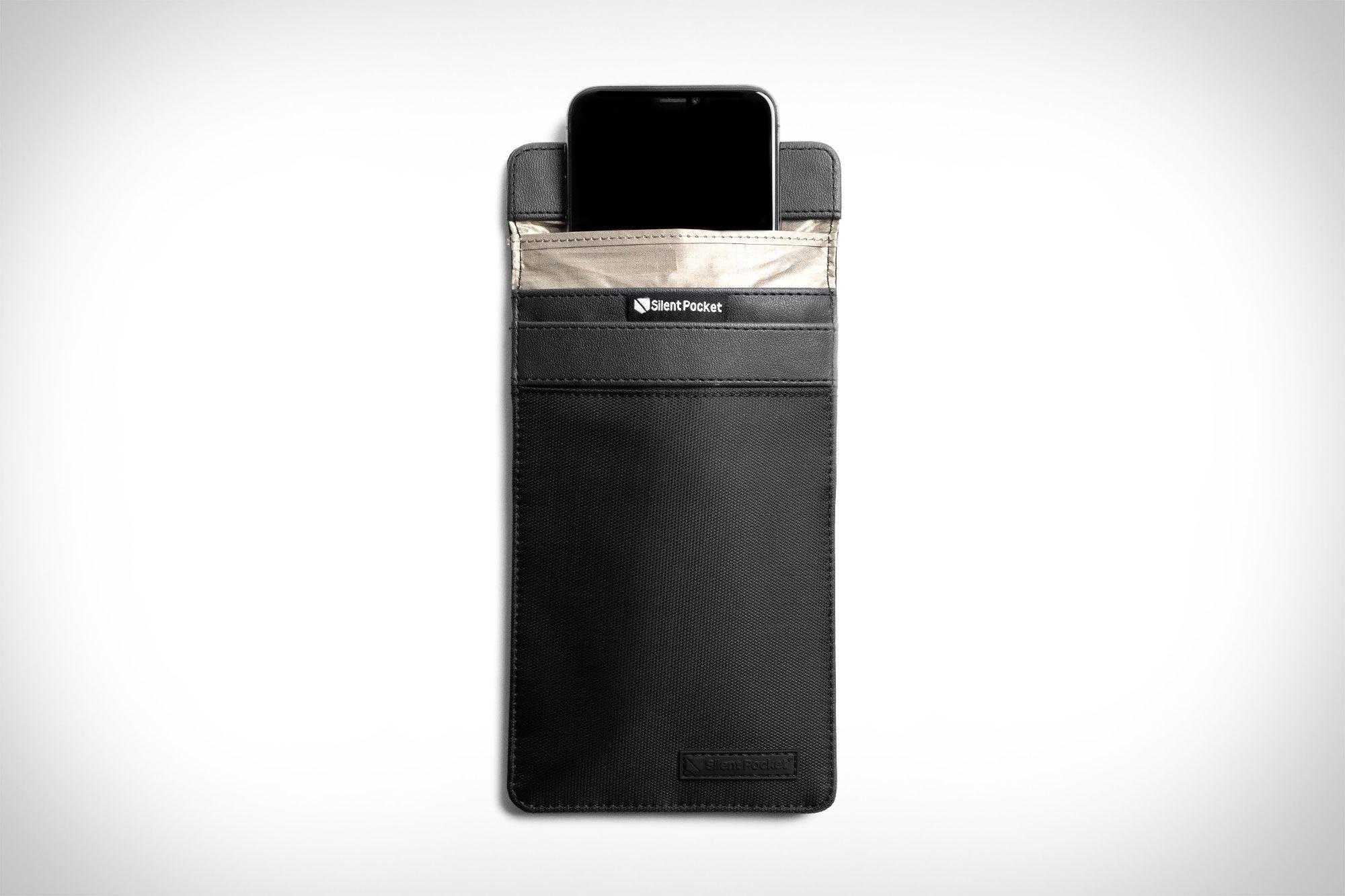 Silent Pocket Faraday Cases Case, Pocket, Uncrate