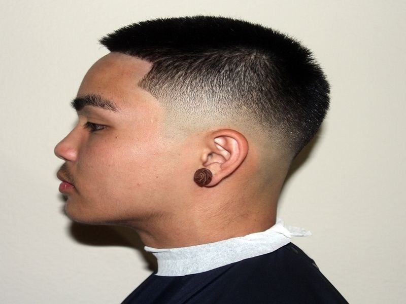 Cool Bald Fade Haircut Styles Check More At Httpshairstylesformen