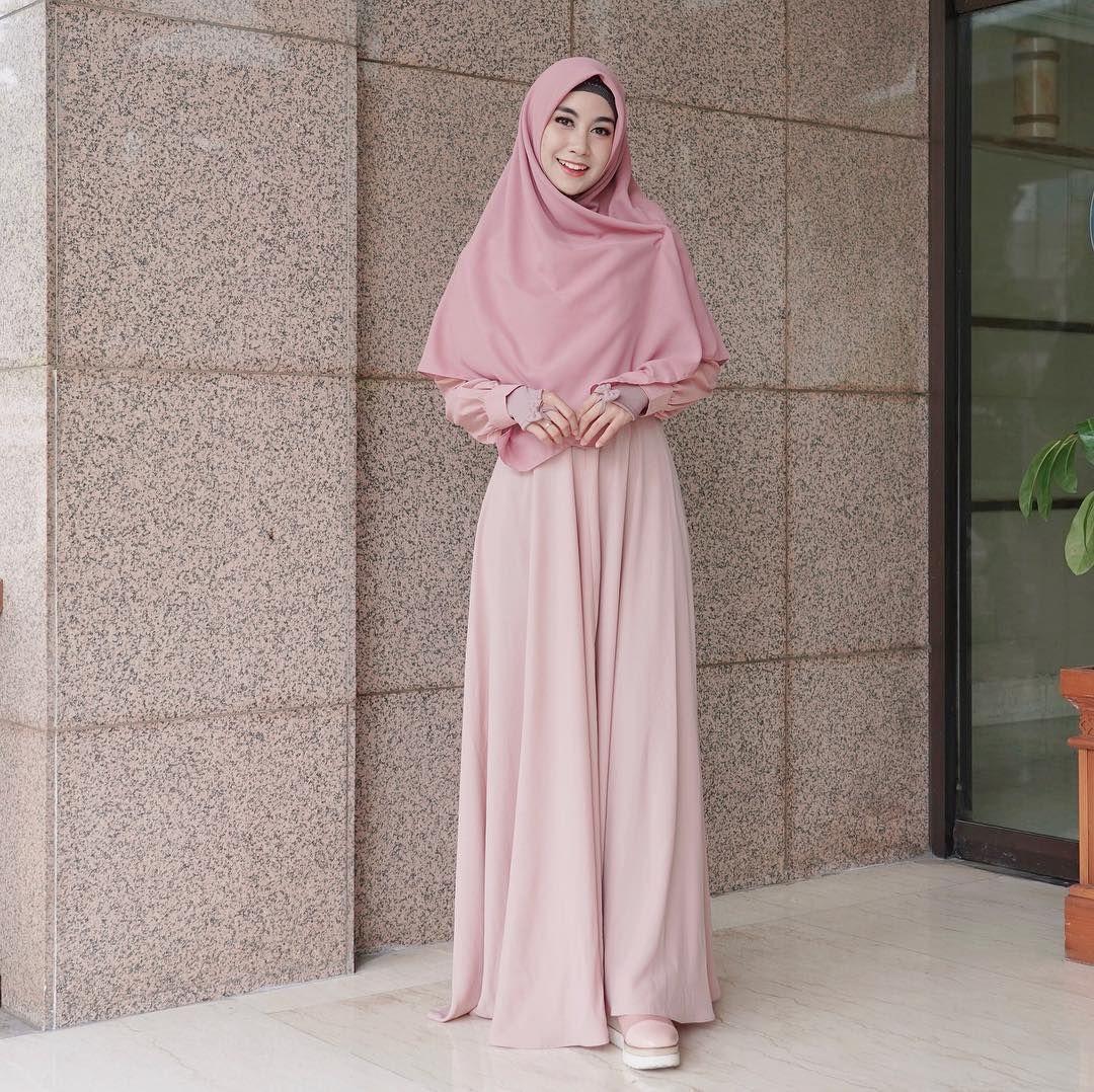 ukaa bangeettsama dress cantik dari @billa_id ini. Modelnya
