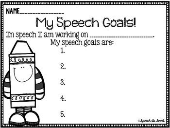 Back To Speech: NO PREP Speech Therapy Activities