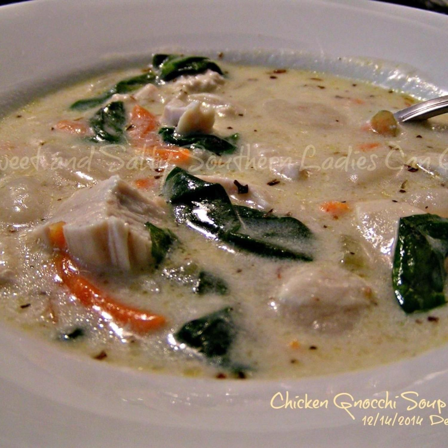 Fancy Chicken And Gnocchi Soup Olive Garden Photos - Brown Nature ...