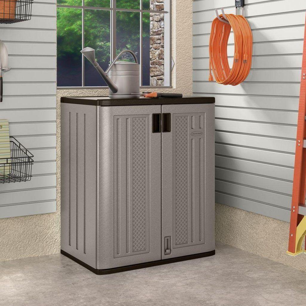 Suncast Deck Storage Cabinet
