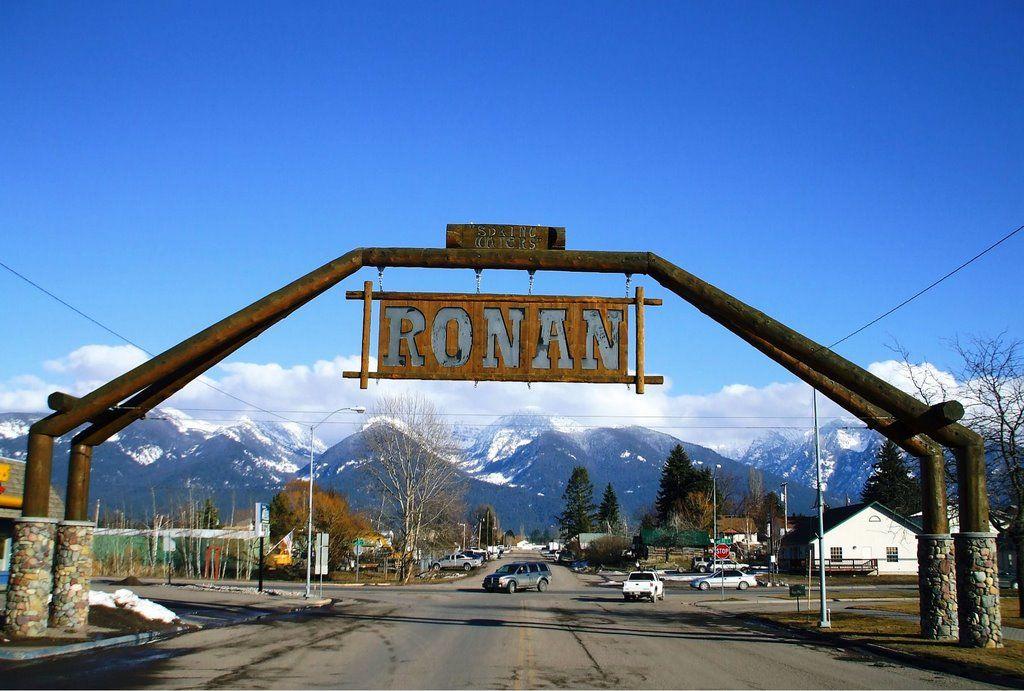 Dobson Creek Coffee Company is located in Ronan, Montana