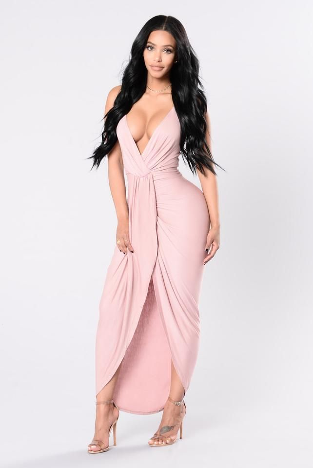 Tell Me How To Love Dress - Blush | Ninfas