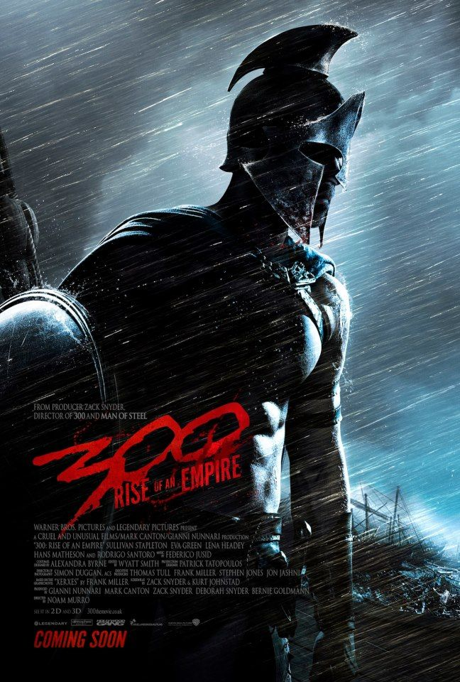300 Rise Of An Empire Takes The Spartan Battle To The Seas And