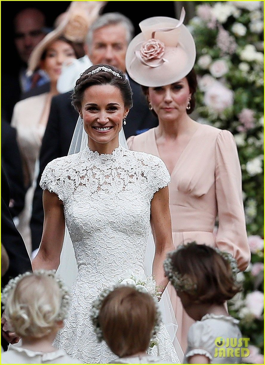 Pippa Middleton Is Married - See Her Wedding Photos Here! | Kate ...
