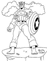Hasil gambar untuk gambar mewarnai Marvel  Number