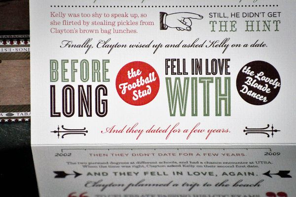Vintage-Inspired Typography Save the Dates | Traditional wedding ...