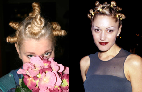 90s Rave Hairstyles