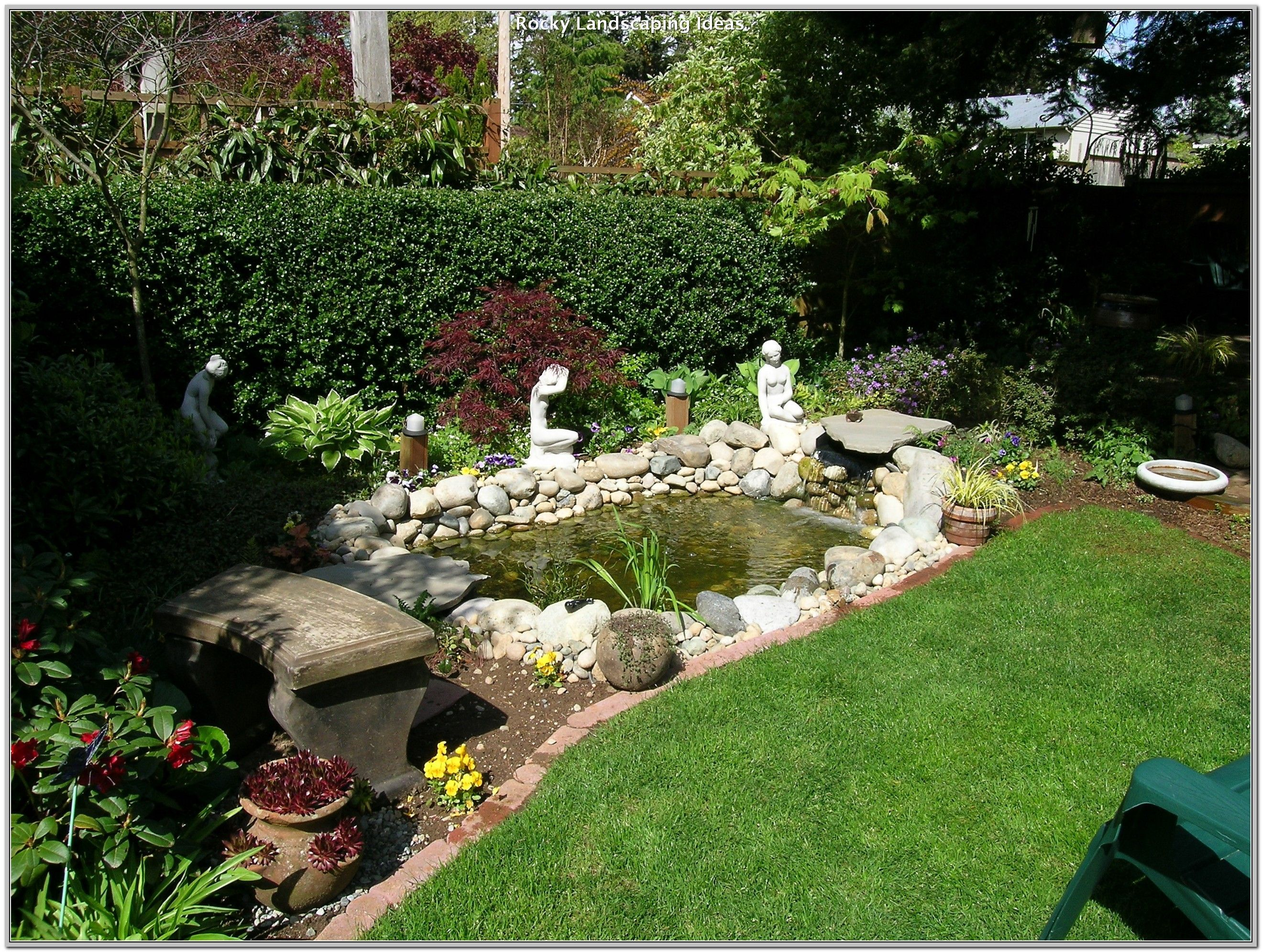 Tips For The Landscaping Beginners You Can Find More Details By Visiting The Image Lin Easy Landscaping Landscaping Backyard On A Budget Backyard Landscaping