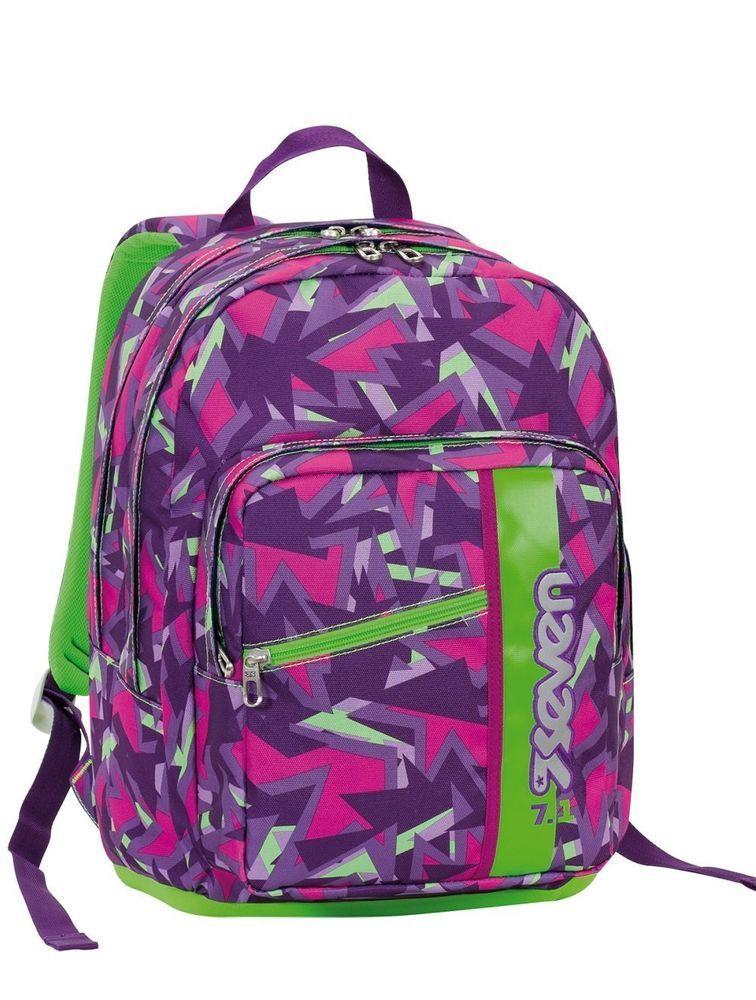 1137103e8e Zaini scuola Seven Advanced! Collezione 2016 #zainiseven | Zaini |  Backpacks, Bags e Vera bradley backpack