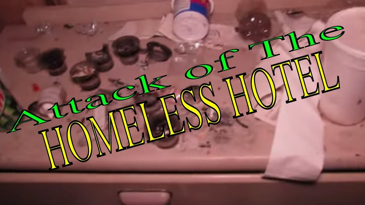 Attacked At The Homeless Hotel Time To Check Out Hotel Attack Homeless
