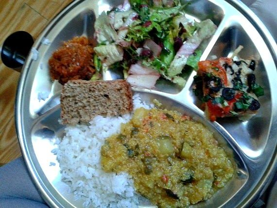 Conociendo El Restaurante De Los Hare Krishna Restaurantes