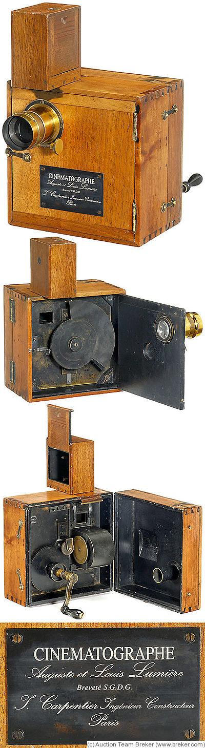 Lumiere & Cie: Cinematographe camera                                                                                                                                                                                 Más