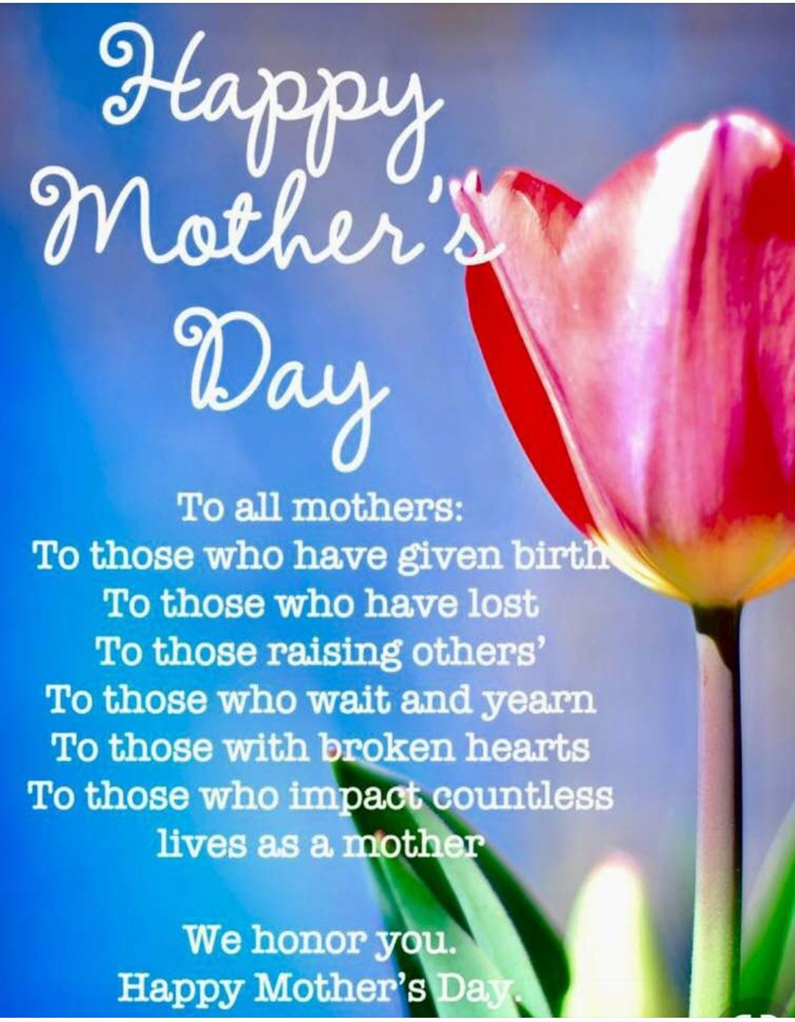 Happy mothers image by dympna reidy on mothers day
