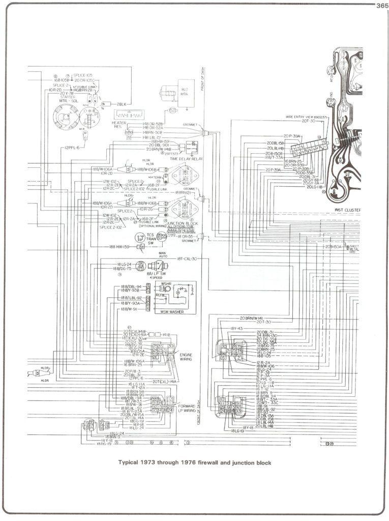 73 76 Firewall Junct In 78 Chevy Truck Wiring Diagram | 1978 chevy truck, Chevy  trucks, 1985 chevy truck Pinterest