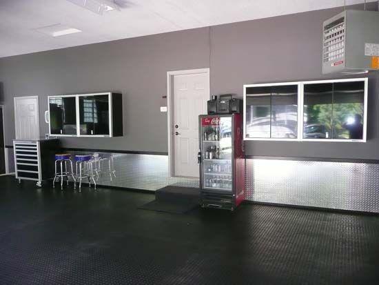 Moduline Cabinets In Modern Garage Repinned Www Kiezkicker Hamburg De