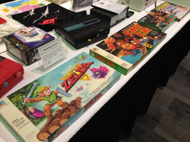 Twenty-Five Years Of Gaming Artifacts On Display At GDC - http://videogamedemons.com/twenty-five-years-of-gaming-artifacts-on-display-at-gdc/