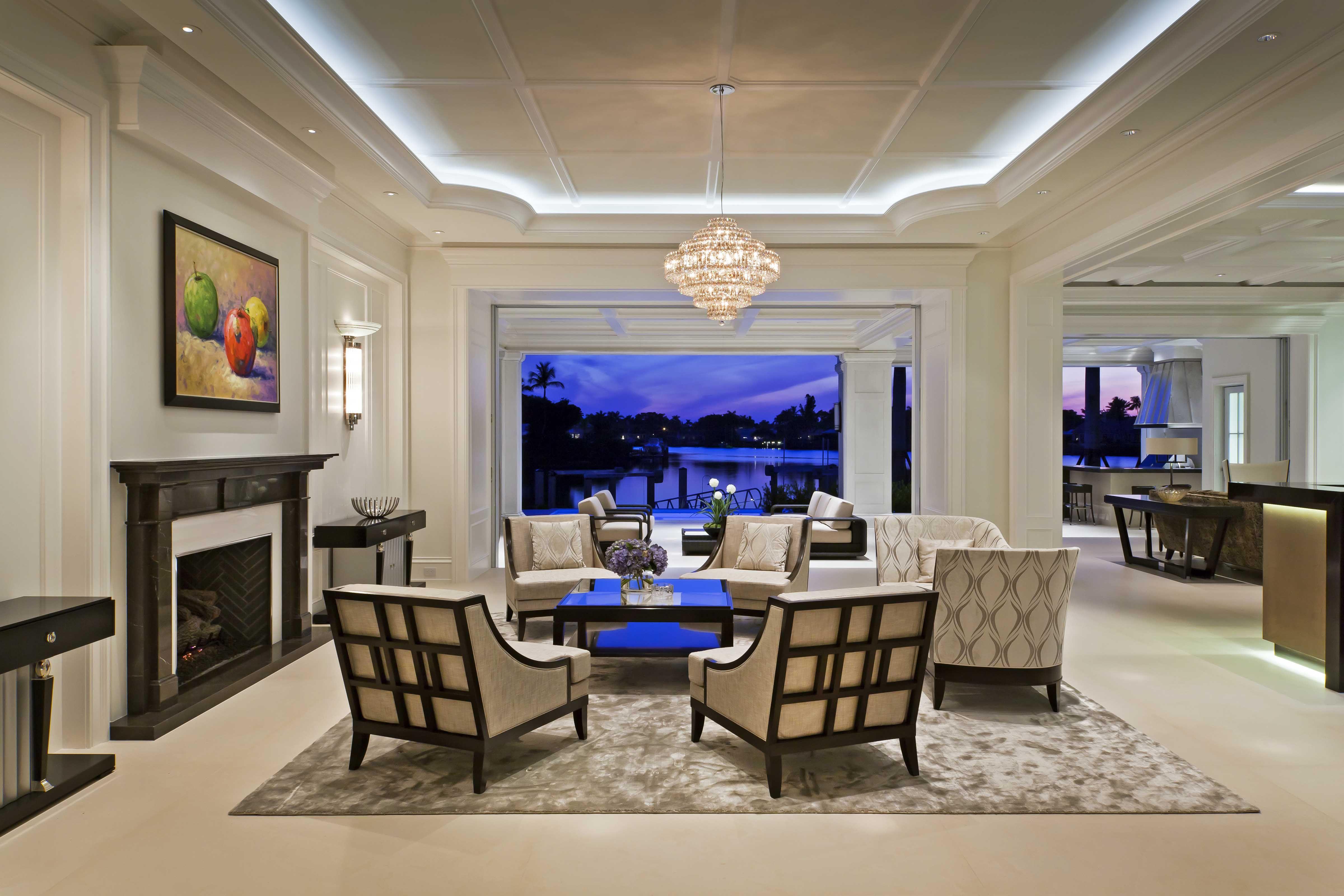 Villa In Miami Florida Selva Furniture Luxury