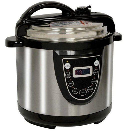 Kitchen Living 6 Quart Pressure Cooker Pressure Cooker 6